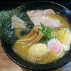 にぼしこいし - 料理写真:【濃厚煮干しラーメン + 味付玉子】¥730 + ¥100(税抜)