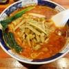 支那麺 はしご - 料理写真:搾菜担々麺\850(17-01)