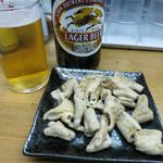 やきそば 和 - 瓶ビールとホルモン焼