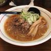シマシマトム - 料理写真:正油らーめん 700円