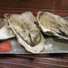 新橋ときそば - 料理写真:「生牡蠣」