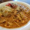 ステッラ - 料理写真:ほぐし鶏ときのこのカレー