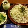 こむぎ庵 - 料理写真:ざるうどん