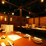 名古屋個室居酒屋 竹取御殿 - プライベート感たっぷりの和空間でお楽しみ下さい。