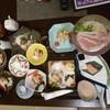 すゞきや旅館 - 料理写真:晩ご飯の部屋食♪
