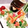 ビストロ藏の灯 - 料理写真:季節野菜のバーニャカウダ