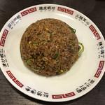 新福菜館 - 焼めし(並)