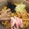 つけ麺 素家 - 料理写真:油そば 700円 (大盛無料)