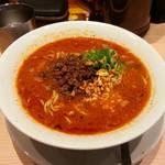 京紫灯花繚乱 - 京山椒香る坦々麺 850円