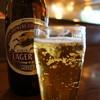 創味 - ドリンク写真:ビール、酒類の価格は、やや高めです(2017.1.27)