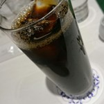 カフェ 杜の香り - アイスコーヒー
