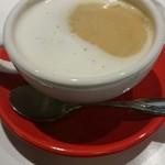 カフェ 杜の香り - カフェオレ