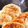 餃子の山 - 料理写真: