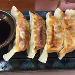 二幸 - 紅豚餃子 750円