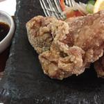 二幸 - 県産鶏の唐揚げ 800円