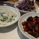 61805996 - 本日の冷菜3種盛り合わせ 1680円