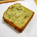 グラム - 梅とほうじ茶のパウンドケーキ