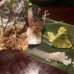 九州 熱中屋 - 〆鯖