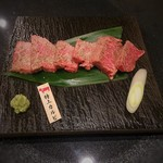 焼肉 いとう - 特上カルビ・1人前(1800円)