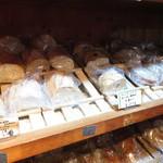 バーニャのパン - パンドカンパーニュ