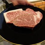 近江牛レストラン ティファニー - 料理写真:近江牛ロースとフィレ