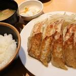 石松  - 焼き焼き定食、1,080円也
