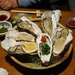 奈加野 - 生牡蠣