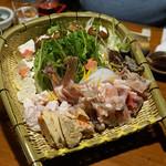 奈加野 - アンコウ鍋