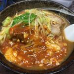 61823928 - 味噌麻婆麺