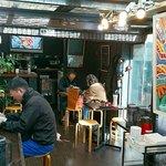 四ツ谷麺処スージーハウス - スージーハウス @四ツ谷 エスニックレストランのような雰囲気の店内