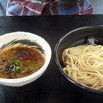 つけ麺 白虎 - つけ麺赤
