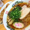 田島ラーメン - 料理写真:ラーメン+餃子のCセット(950円)
