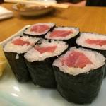 げんき鮨 - 鉄火巻