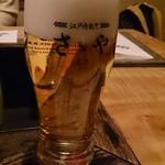 61837161 - まずは生ビール