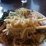 あしょろ - 二代目技郎の麺