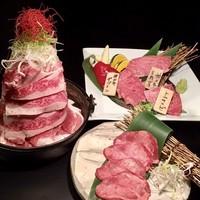 ≪2大名物≫肉鍋・神戸牛焼肉セット