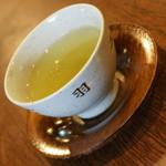 羽二重団子 - 煎茶2017年1月