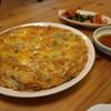 カナアン - 料理写真:海鮮チヂミ