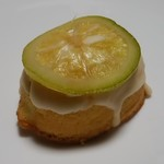 永久堂 - 青いレモンケーキ