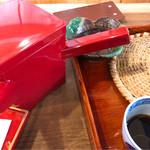 木むら - 蕎麦湯 byオクカズ