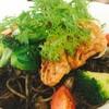 串よし - 料理写真:イカスミパスタ  ¥890(税込)