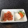 蕎麦切り屋 - 料理写真:時間潰しに提供された品('17/01/29)