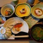 章月グランドホテル - 和食処洗心の朝ごはん