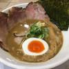 ラー麺 陽はまた昇る - 料理写真:鶏豚骨ラーメン