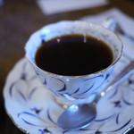コーヒーハウス マキ - ドリンク写真:ストレート珈琲(ハイチ)~☆