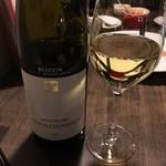 三笠バル ILCOVO - 白ワイン