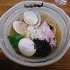 きくや - 料理写真:金目鯛とハマグリ中華そば