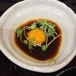 BeefGarden - 濃厚卵黄つけソース