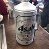 焼肉 味楽 - ドリンク写真:2017年01月29日  アサヒスーパードライ(特大)1,730円