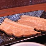 琉球麺 茉家 - 三枚肉